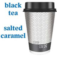 Black Tea: Salted Caramel
